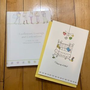Pregnancy Journal and Card